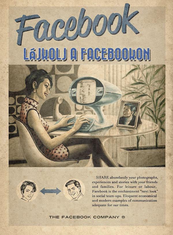 Lájkolj a Facebookon