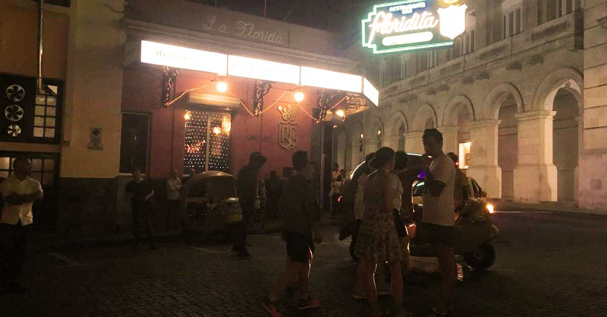 Floridita bár