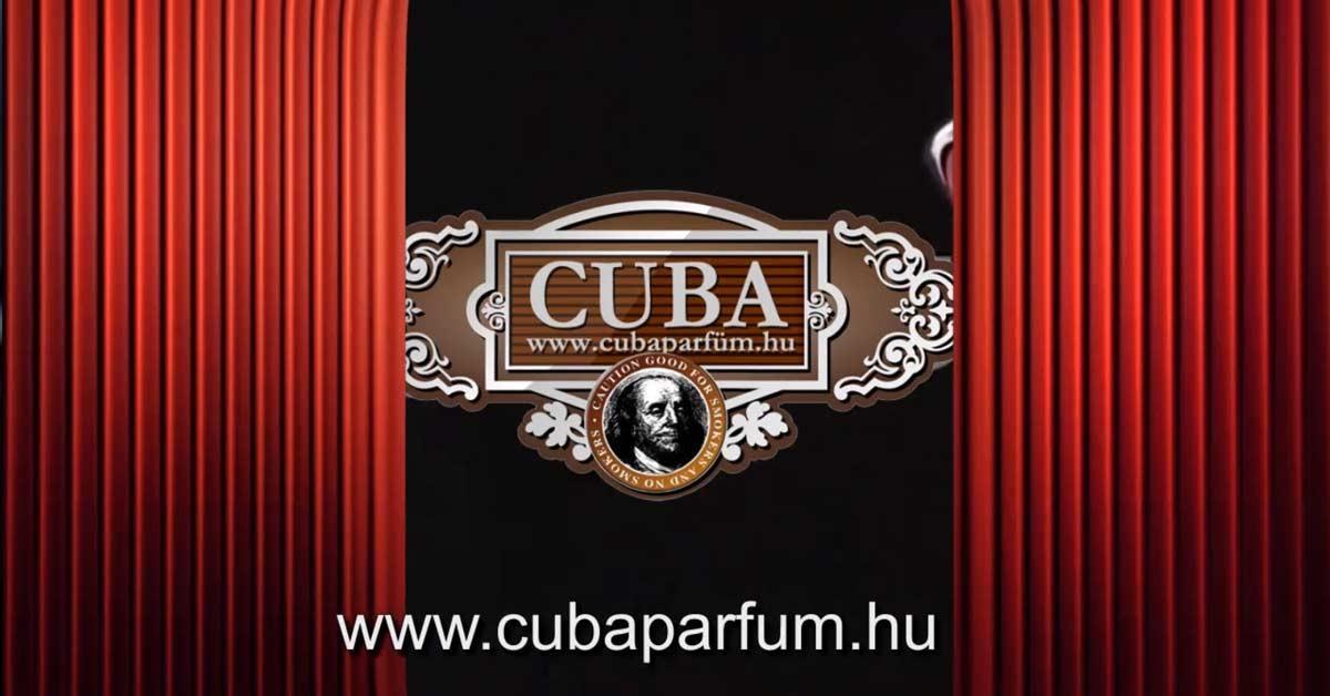 A Cuba Parfüm színház bemutatja: Cuba Parfüm