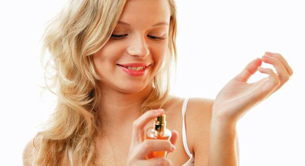 Egy parfüm kiválasztása
